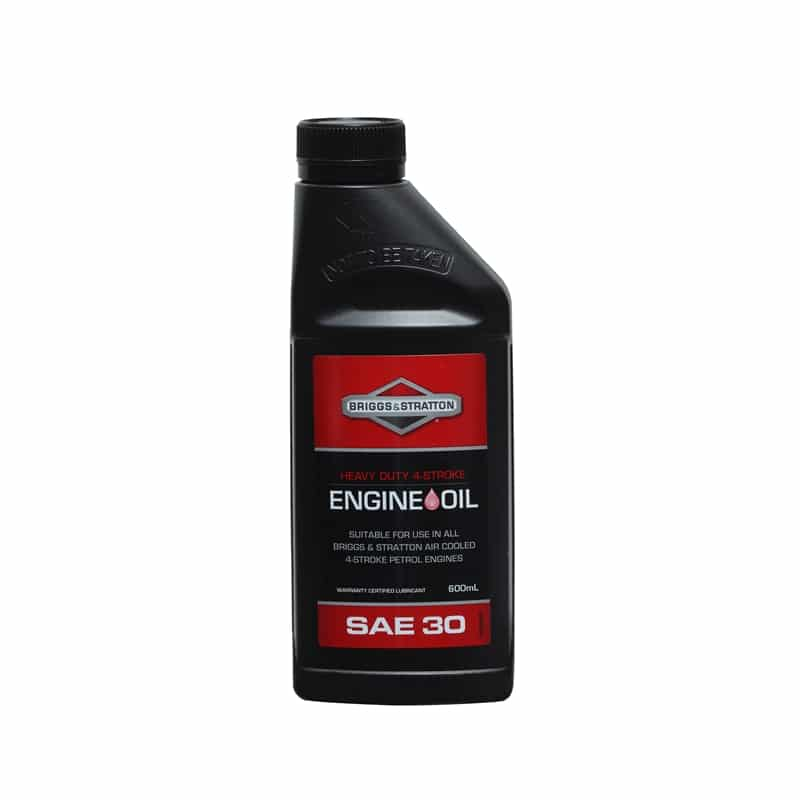Briggs Stratton Sae30 Oil 600ml Nuban Mower Centre